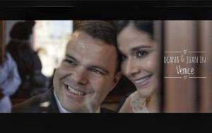 Juan e Diana Matrimonio a Venezia
